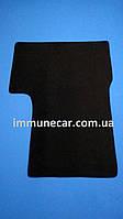 Авто коврик велюровый на MAN TGA узкая кабина XL на шахту серый