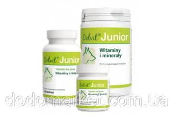 Витамины для щенков Dolfos Junior 520 таблеток