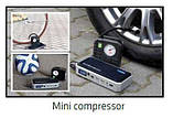 Пуско-зарядное устройство Bosma Jump starter 18000mAh With 12V 600A Tourist Набор с компрессором, фото 4