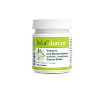 Витамины для щенков мелких пород Dolfos Junior mini 90 таблеток