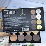 Палитра консилеров Ruby Rose Contour Cream Kit HB-8083, фото 3