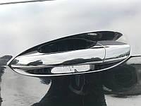 Ручка двери задняя левая Mercedes e-class w212