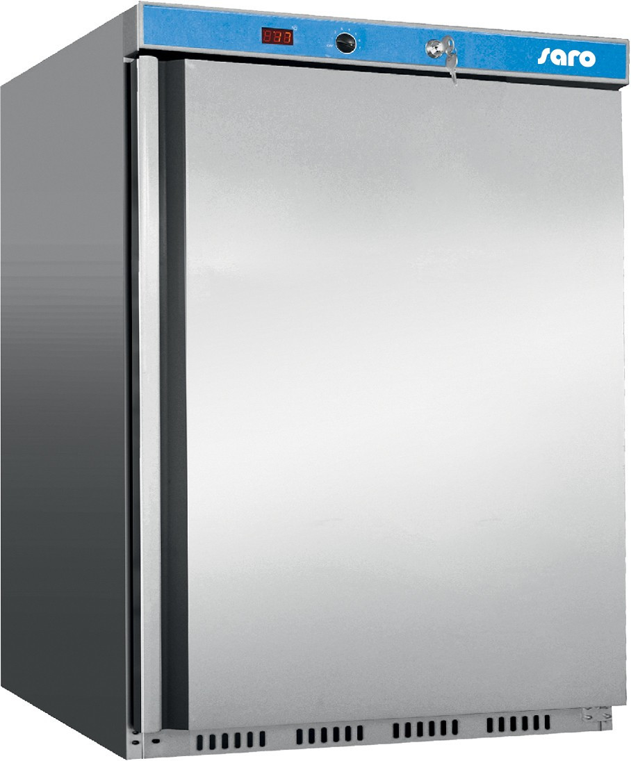 Шкаф холодильный Saro HK 200 s/s