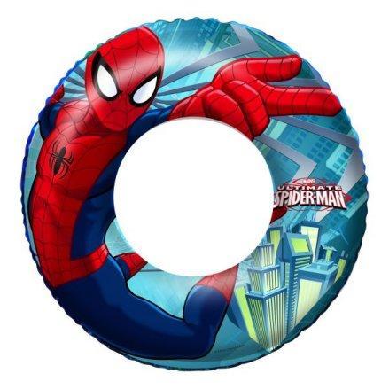 Надувной круг для плавания Bestway 98003 «Человек-паук», 56 см
