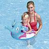 Надувний круг для плавання Bestway 36116 «Слоник», 69 х 61 см, блакитний,з фонтанчиком, фото 5