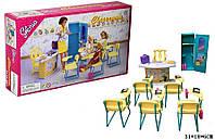 Кукольная мебель Глория Gloria 9816 Современная школа, фото 1