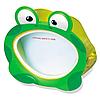 Маска для плавания Intex 55910, зеленая, от 3 лет, фото 2