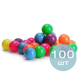Шарики для сухого бассейна Intex 49600, 100 шт