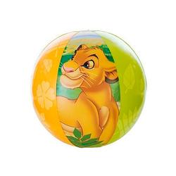 Надувной мяч Intex 58052 «Король Лев» для игры на воде, 61 см