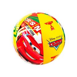 Надувной мяч Intex 58053 «Тачки» для игры на воде, 61 см
