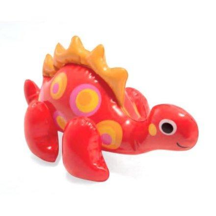 Детская надувная водная игрушка Intex 58590-D «Динозавр Даллас», 29 х 15 см