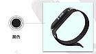 Ремешок Xiaomi Mi Band 4 / 3 MiJobs Nylon нейлоновый / тканевый Черный [1906], фото 2