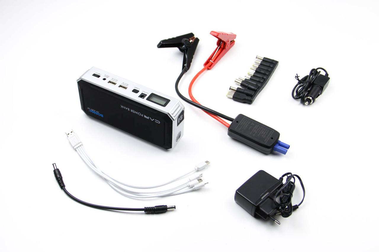 Пуско-зарядное устройство Bosma Jump starter 12V 600A 18Ah