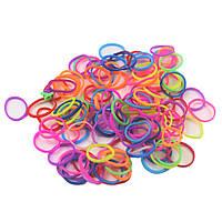 Резинки для собак разноцветные, набор 25шт
