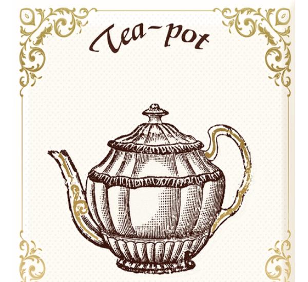 Плитка Monopole Ceramica Kitchen IRISH TEA декор арт.(284578)