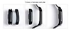Ремешок Xiaomi Mi Band 4 / 3 MiJobs Nylon нейлоновый / тканевый Розовый / Серый [1906], фото 7