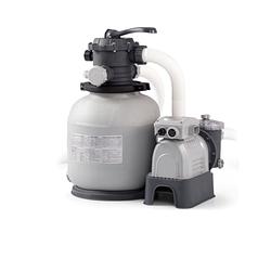 Песочный фильтр насос Intex 28648, 10 000 л/ч