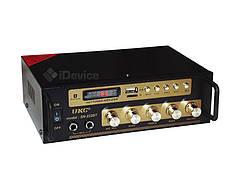 Усилитель звука UKC SN-222BT Bluetooth, USB