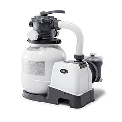 Песочный фильтр насос Intex 26646, 7 900 л\ч, New 2019