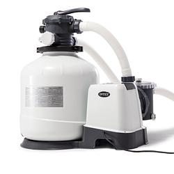 Песочный фильтр насос Intex 26652, 12 000 л\ч, New 2019