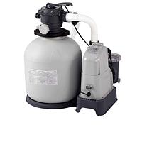 Песочный насос с хлоргенератором Intex 28680, 10 000 л/ч хлор 11 г/ч