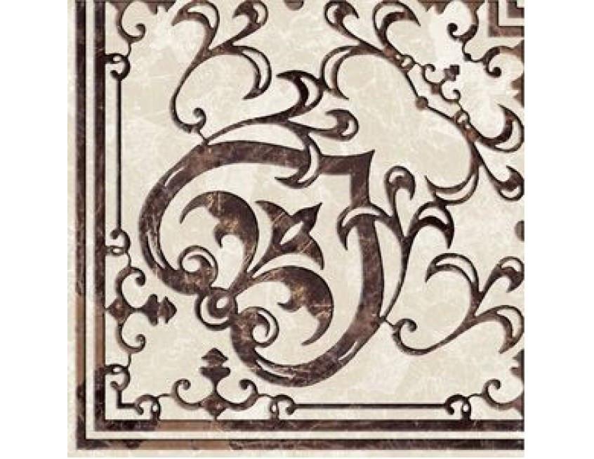 Напольная плитка GOLDEN TILE Вулкано ВУЛКАНО БЕЖЕВЫЙ Д11331 фриз арт.(284395)