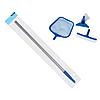 Телескопическая алюминиевая ручка для поверхносной уборки воды Intex 29054, 239 см ( диаметр 26,2 мм), фото 9