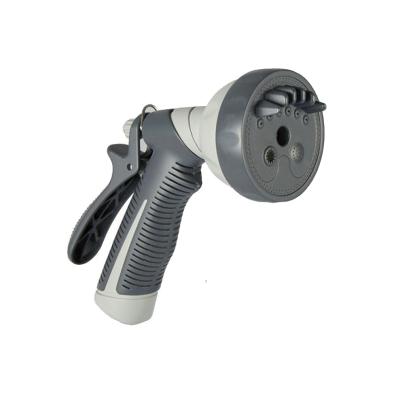 Многофункциональная насадка-пистолет для очистки фильтр-картриджей Intex 29082, от садового шланга