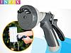 Многофункциональная насадка-пистолет для очистки фильтр-картриджей Intex 29082, от садового шланга, фото 8