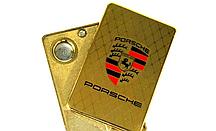 """Зажигалка электроимпульсная USB """"PORSCHE"""""""