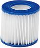 Сменный картридж для фильтр насоса Intex 29007 тип «H», 1 шт, 10 х 9 см, фото 2