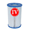 Сменный картридж для фильтр насоса Bestway 58095 тип «IV» 1 шт, 25.4 х 14.2 см, фото 3