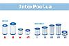 Сменный картридж для фильтр насоса Intex 29005 тип «B» 2 шт, 14.5 х 25 см, фото 6