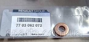 Шайба топливной форсунки Renault Sandero 2 1.5 DCI (оригинал)