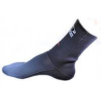 Неопреновые гидро носки для дайвинга и подводной охоты Bs Diver Ultralex 5 мм.