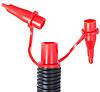 Ножной насос для надувания Intex 68610 (объем 5 л), фото 5