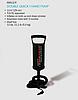 Ручной насос для надувания Intex 68612 (объем 1.5 л), фото 10