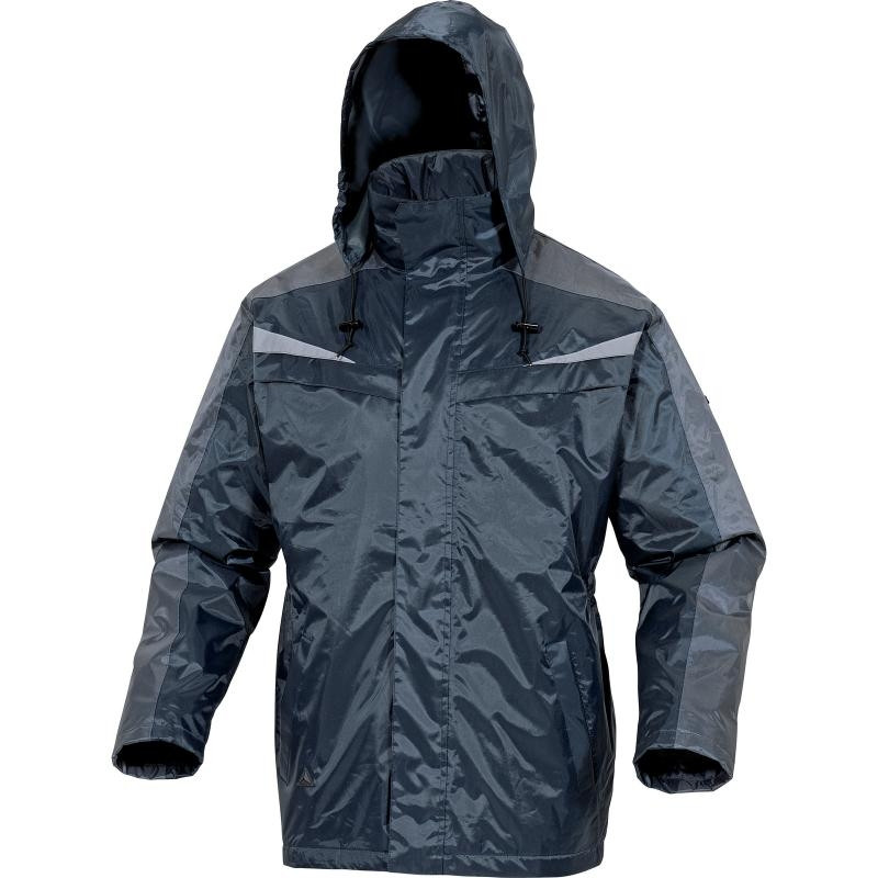 Куртка-парка утепленная Delta Plus HEDMARK2 (Франция) Темно-синий, S