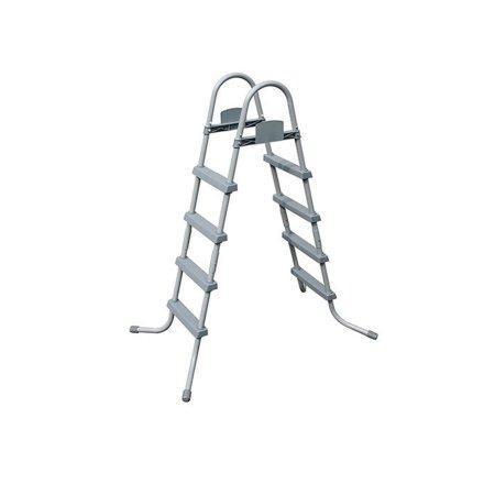 Лестница для бассейна Bestway 58336 (122 см), двухсекционная
