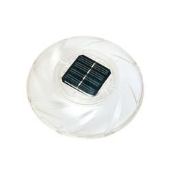 Подсветка для бассейна Bestway 58111, плавающая лампа-поплавок. Работает от солнечной батареи