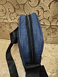 Барсетка puma мессенджер 600d для через плечо(только ОПТ), фото 3