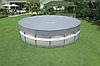 Тент для бассейна Intex 28041 (57900), каркасный 549 см, фото 10