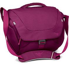 Сумка Osprey Flap Jill Courier (17л), фиолетовая