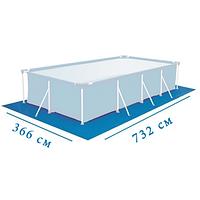 Подстилка для бассейнов Intex 28365 box, 732 х 366 см