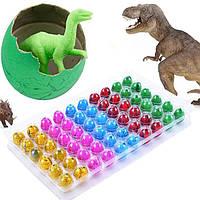 Оригинальный Сувенир Игрушка Мини Яйцо Динозавра Растущее в Воде Динозавры