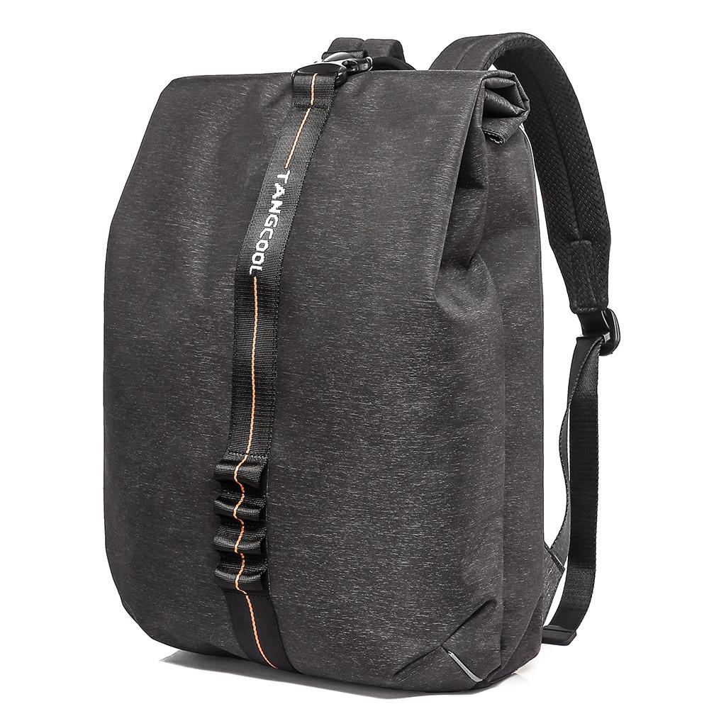 Рюкзак для ноутбука Roll с водоотталкивающим покрытием