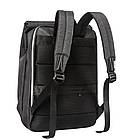Рюкзак для ноутбука Roll с водоотталкивающим покрытием, фото 4