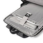 Рюкзак для ноутбука Roll с водоотталкивающим покрытием, фото 5
