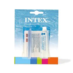 Ремкомплект Intex 59632, набор универсальный (заплатка, клей)