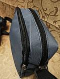 Спортивные барсетка adidas Оксфорд ткань(только ОПТ)Сумка для через плечо, фото 3